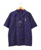 DIESEL(ディーゼル)の古着「S-FRIDAY-HAND SHIRT」|パープル