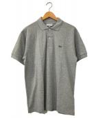 ()の古着「クラシックフィットポロシャツ」 グレー