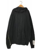 ()の古着「Twill Hoodie」|ブラック