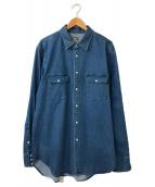 ()の古着「L/S Canterbury Bells Shirt」|ブリーチ