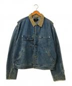RRL()の古着「[古着]デニムジャケット」|ブルー
