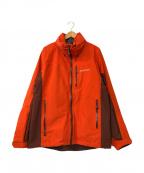 mont-bell(モンベル)の古着「シャルモパーカ」|オレンジ