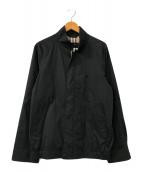 ()の古着「ホース刺繍スイングトップ」 ブラック