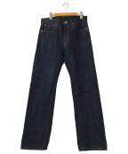 LEVI'S VINTAGE CLOTHING()の古着「レプリカデニムパンツ」 インディゴ