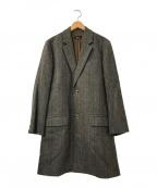 A.P.C.(アーペーセー)の古着「チェスターコート」|グレー