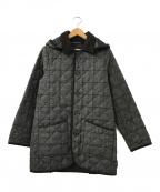 Traditional Weatherwear(トラディショナルウェザーウェア)の古着「NEW WAVERLY LONG」 グレー