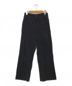 45R(フォーティファイブアール)の古着「別珍イージーパンツ」|ネイビー