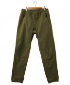 MOUNTAIN HARD WEAR(マウンテンハードウェア)の古着「Indian Ridge Pant」 カーキ