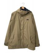 ()の古着「デルプ3WAYジャケット」 ベージュ