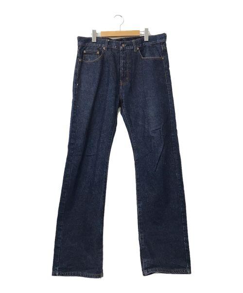 EVISU(エビス)EVISU (エビス) デニムパンツ インディゴ サイズ:34の古着・服飾アイテム