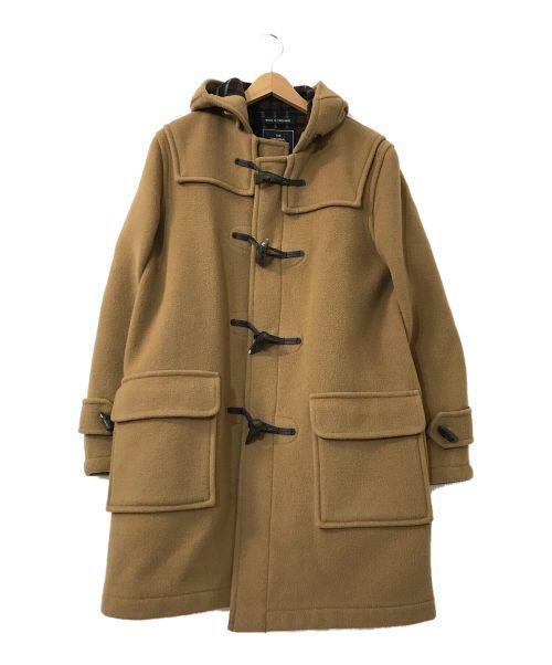 GLOVER ALL(グローバーオール)GLOVER ALL (グローバーオール) ロングダッフルコート ベージュ サイズ:Lの古着・服飾アイテム