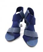 UNITED NUDE(ユナイテッドヌード)の古着「ストラップサンダル」|ブルー