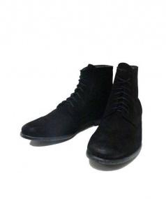 DIESEL(ディーゼル)の古着「スウェードブーツ」 ブラック