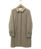 qualite(カリテ)の古着「ステンカラーコート」|ベージュ