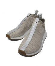 adidas(アディダス)の古着「スニーカー」|ベージュ×ホワイト