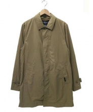 mont-bell(モンベル)の古着「ダウンライナー付コート」|ベージュ