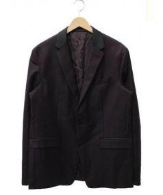 PRADA(プラダ)の古着「セットアップスーツ」 パープル