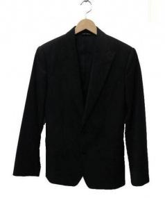 DOLCE&GABBANA(ドルチェ&ガッバーナ)の古着「セットアップスーツ」 ブラック