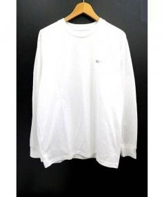 SUPREME(シュプリーム)の古着「ロングスリーブカットソー」|ホワイト