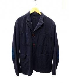 Engineered Garments(エンジニアードガーメンツ)の古着「エルボーパッチジャケット」|ネイビー