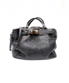JAMIN PUECH(ジャマン ピュエッシュ)の古着「ハンドバッグ」|ブラック