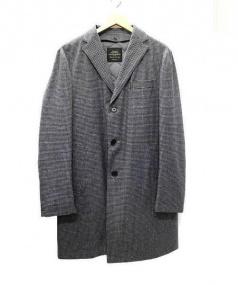 UNITED ARROWS(ユナイテッド アローズ)の古着「チェスターコート」 グレー