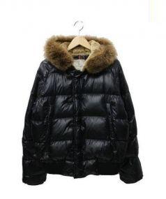 MONCLER(モンクレール)の古着「ダウンジャケット」 ブラック