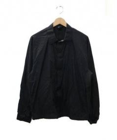 MOUNTAIN HARD WEAR(マウンテン ハード ウェア)の古着「コーチジャケット」 ブラック