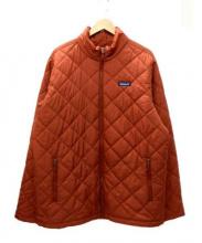 Patagonia(パタゴニア)の古着「中綿ジャケット」 オレンジ