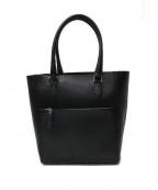 MAISON DE REEFUR(メゾン ド リーファー)の古着「トートバッグ」|ブラック
