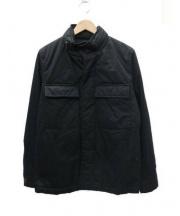 BLUE WORK(ブルーワーク)の古着「M65ジャケット」|ブラック