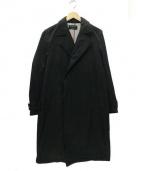 UNITED TOKYO(ユナイテッドトーキョー)の古着「ダブルチェスターコート」|ブラック