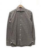 BARBA(バルバ)の古着「シャツ」|ブラウン