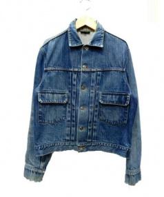 A.P.C.(アーペーセー)の古着「デニムジャケット」|インディゴ