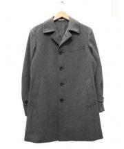 SUIT SELECT(スーツセレクト)の古着「カシミヤコート」|グレー