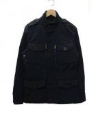 RALPH LAUREN BlackLabel(ラルフローレン ブラックレーベル)の古着「ナイロンジャケット」|ネイビー