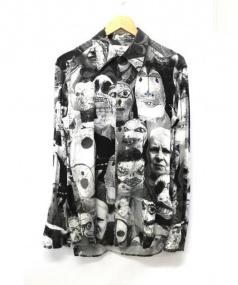Vivienne Westwood(ヴィヴィアンウエストウッド)の古着「パペットシャツ」|グレー