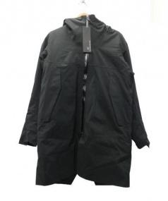 ARCTERYX VEILANCE(アークテリクス ヴェイランス)の古着「Monitor Down Coat」|ブラック