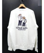 CAPTAIN SANTA(キャプテンサンタ)の古着「スウェット」|ホワイト
