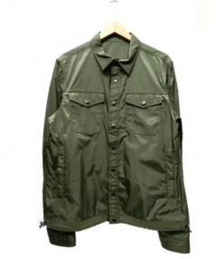 MONCLER(モンクレール)の古着「ナイロンジャケット」|グリーン