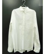 Engineered Garments(エンジニアードガーメンツ)の古着「ボタンダウンシャツ」|ホワイト