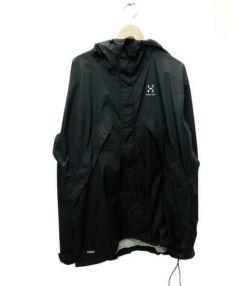 HAGLOFS(ホグロフス)の古着「マウンテンパーカー」|ブラック