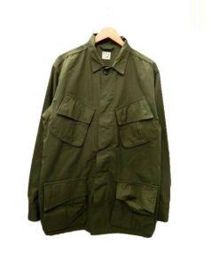orSlow(オアスロウ)の古着「ミリタリージャケット」|オリーブ