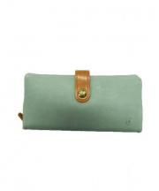 CLEDRAN(クレドラン)の古着「長財布」|ブルー