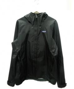 Patagonia(パタゴニア)の古着「ナイロンパーカー」|ブラック