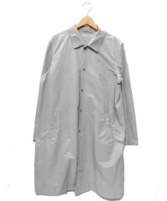 UNIVERSAL PRODUCTS.(ユニバーサル プロダクツ)の古着「ステンカラーコート」|グレー