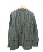 JOSEPH HOMME(ジョセフ オム)の古着「テーラードジャケット」 グレー