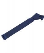 HERMES(エルメス)の古着「ネクタイスカーフ」|ブルー