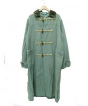 KAPITAL(キャピタル)の古着「ダック地ダッフルコート」 ブルー