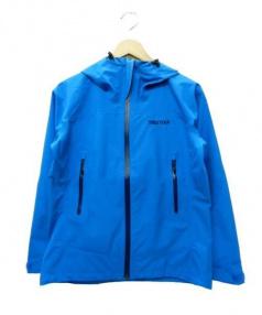MARMOT(マーモット)の古着「マウンテンパーカー」|ブルー